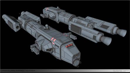 Lynx-class Patrol Cutter by zsoca-san