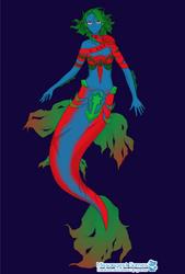 the hunter sea goddess. by theunholyborn
