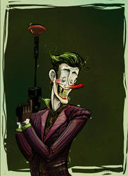 Joker by Dantorio