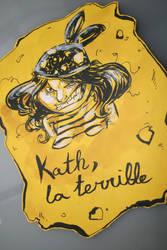 Kath la Terrible by Dantorio
