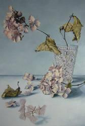 Hydrangea VII by AlisonHill