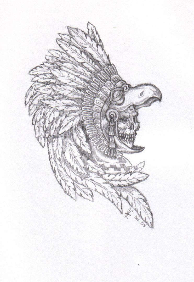 Indian Skull by kissableangel
