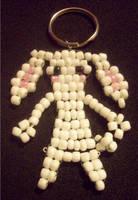 Bead Bunny by kissableangel