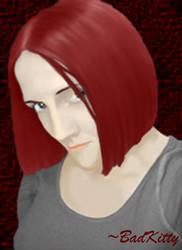 Self-Portrait by kissableangel