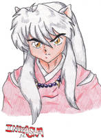 inuyasha. by kissableangel
