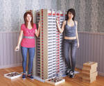 Large building from tiny plastic bricks 2 by pnn32