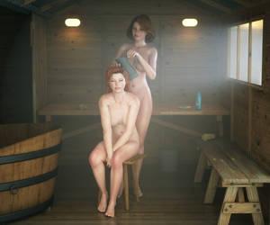 Bathing time by pnn32