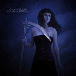Domina Mortis by Corvinerium