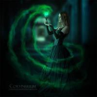 Essence Of Evil by Corvinerium