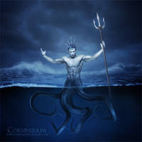 King Of The Sea by Corvinerium