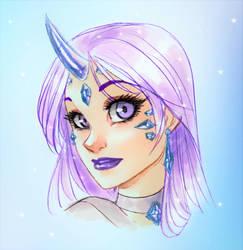 Sailor-Diamond-Unicorn by oasiswinds