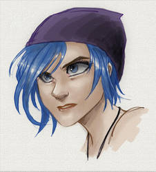 Chloe Price Commission by oasiswinds