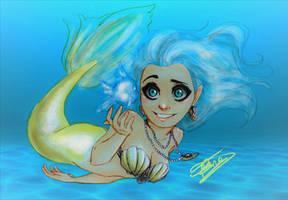 May Mermaid by oasiswinds