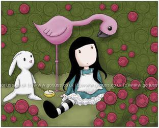 Maeve In Wonderland - gorjuss by kioutyclub