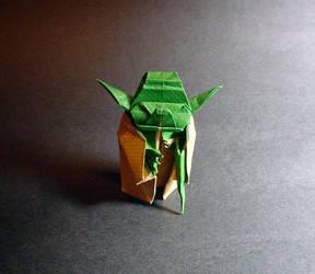 Yoda by Fumiaki Kawahata by guspath