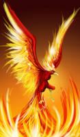 Phoenix by NikiVandermosten