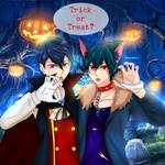 Happy Halloween by Blueaddictx