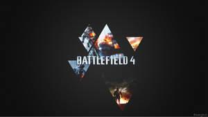 Wallpaper Battlefield 4 by Bartek9876