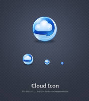 Cloud Icon by aipotuDENG