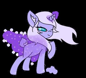 Final Lavender Heart II by The-Cutie-Kitsune