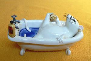 La Petite Souris by Hippopottermiss