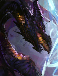 dragoOOOONNN by le-shae