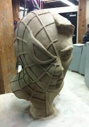 Spider-Man Sculpture by smlshin