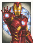 Avengers: Iron Man by smlshin
