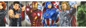 Avengers Banner by smlshin