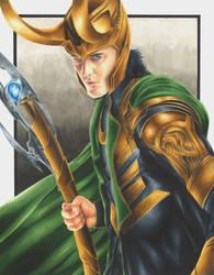 Avengers: Loki by smlshin