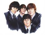 The Beatles by smlshin