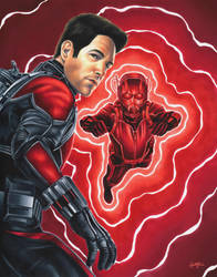 Ant-Man by smlshin