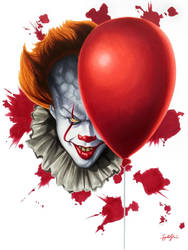 Pennywise 2017 by smlshin