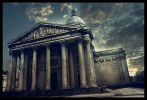 Pantheon by fluentwater
