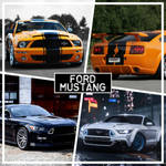 FORD MUSTANG TUNING WALLPAPER COLLECTION by fisabilillah