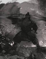 Samourai 002 by Pierrick
