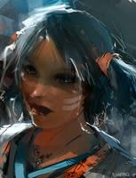 Girl_41 by Pierrick