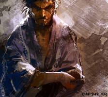 Samurai 2 by Pierrick