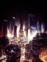 Cityscape 003 by Pierrick