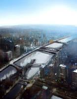 city 1 by Pierrick