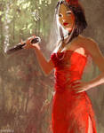 red murderer by Pierrick