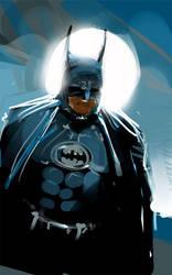 Batman by Pierrick