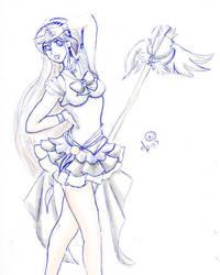 TSK - Sailor Universe by dubird