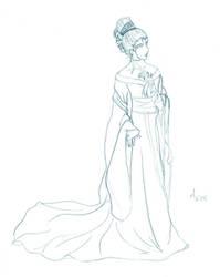 CSK - Bride by dubird