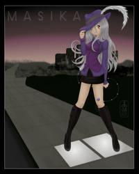 Masika Muse by dubird