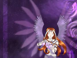 Goddess by dubird