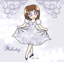 Chibi Melody by dubird