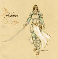 Ashnira - Sketch by dubird
