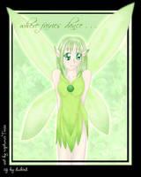 Spring Fairy by dubird