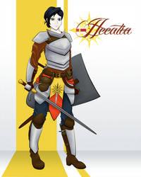 Hecatia by dubird